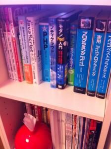 プログラミングの本がたくさん!