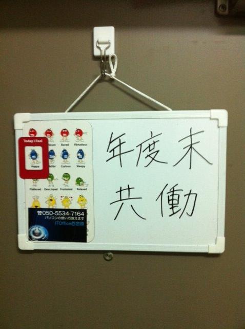 新大阪コワーキングの看板