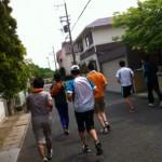 イベント「おうち開放Day ~ランニング×住み開き~」を開催しました。