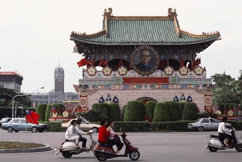 台湾のイメージ