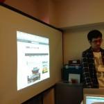 「WordPressでブログデビュー vol.1」講師役しました。
