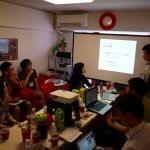 新大阪コワーキングで「ブログの創り方」セミナー講師しました。