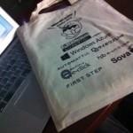 WordCamp Osaka 2012に来ています! #wcosaka