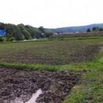 田植えのための地ならし 半農半Xへの道