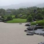 島根県安来市にある足立美術館は大雨でも美しすぎる庭園だった