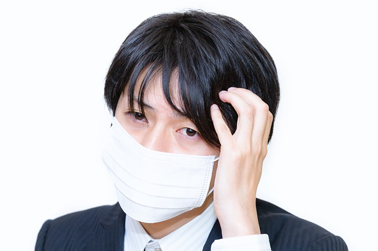 風邪ひくとしんどいですよね