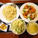高速長田駅すぐの紹興飯店(しょうこうはんてん)の酢豚が美味しい!